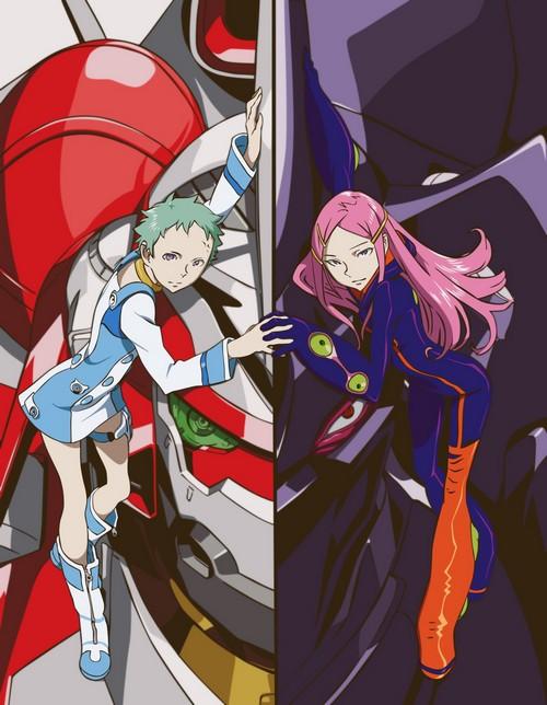 eureka seven manga | Diigo Groups
