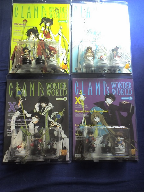 clamps wonderworld 6-9