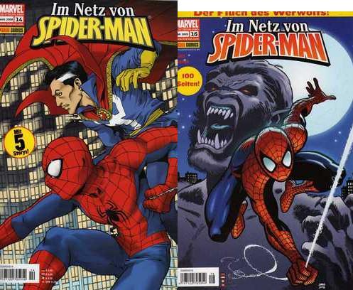 im netz von spider-man 14 & 16