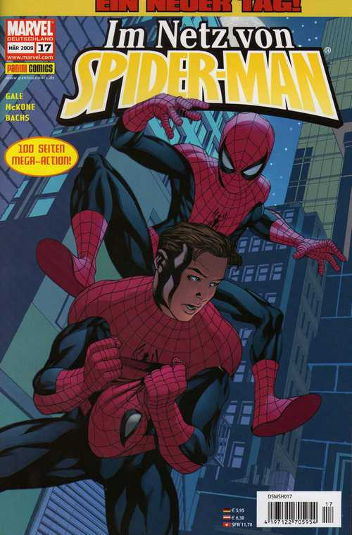 im netz von spider-man 17