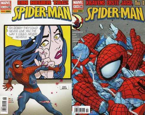 spider-man 58-59