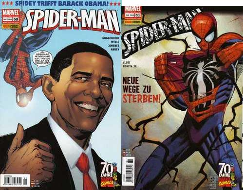 spider-man 60-61
