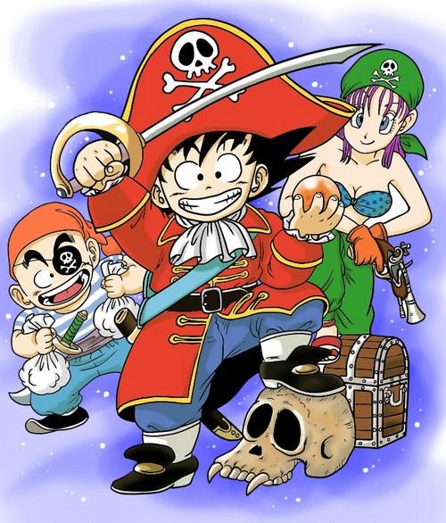 dragonball pirat