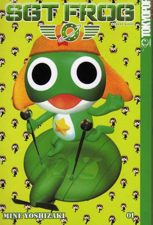 sgt. frog 1