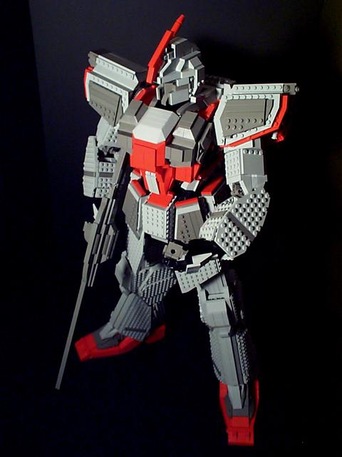Gundam Lego 11