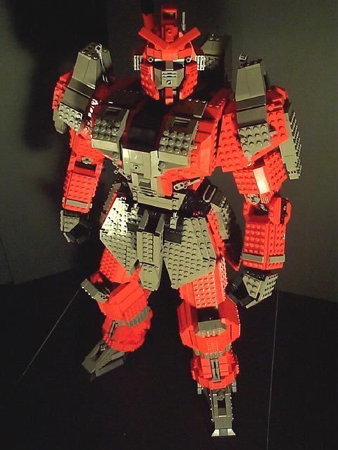 Gundam Lego 12