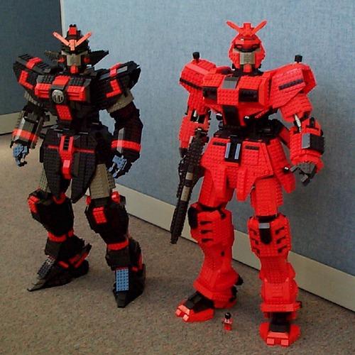 Gundam Lego 2