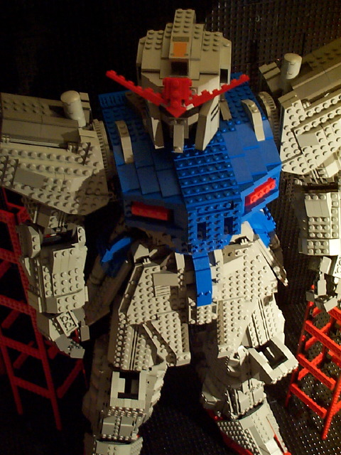 Gundam Lego 3