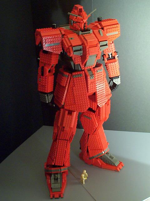 Gundam Lego 5