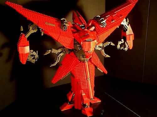 Gundam Lego 7