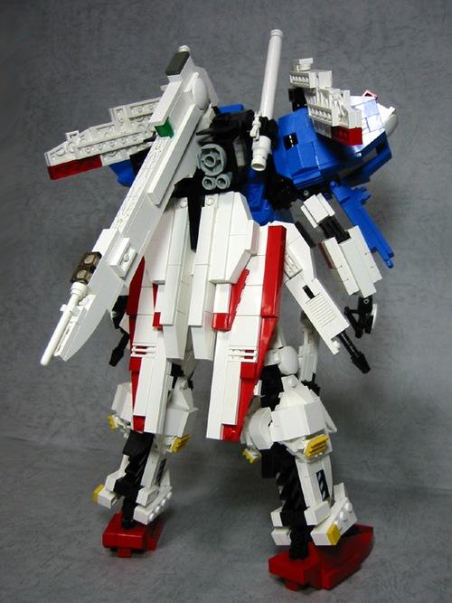 Gundam Lego 9