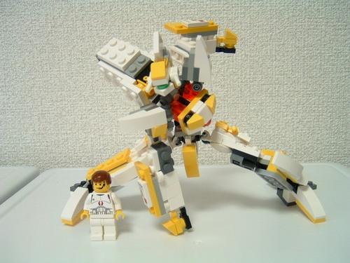 Lancelot Code Geass Lego