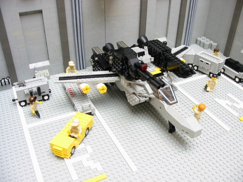 Macross Lego 1