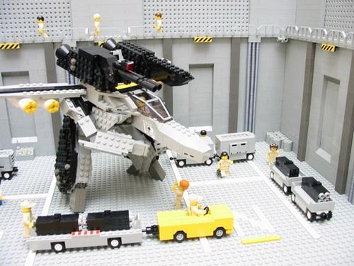 Macross Lego 2