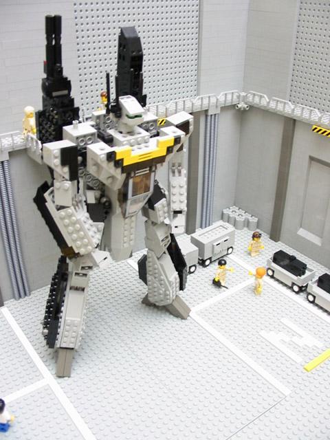 Macross Lego 3