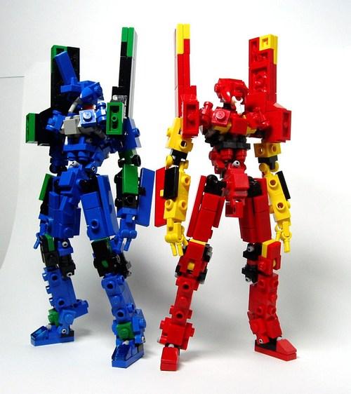 NGE Lego 3