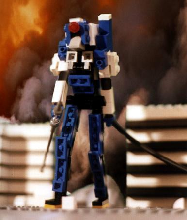 NGE Lego 5