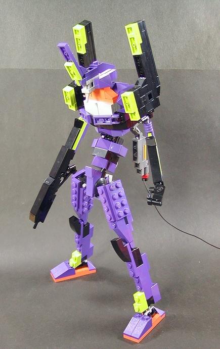 NGE Lego 6