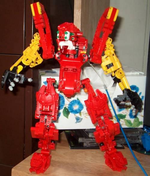 NGE Lego 7