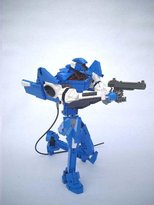 NGE Lego 8