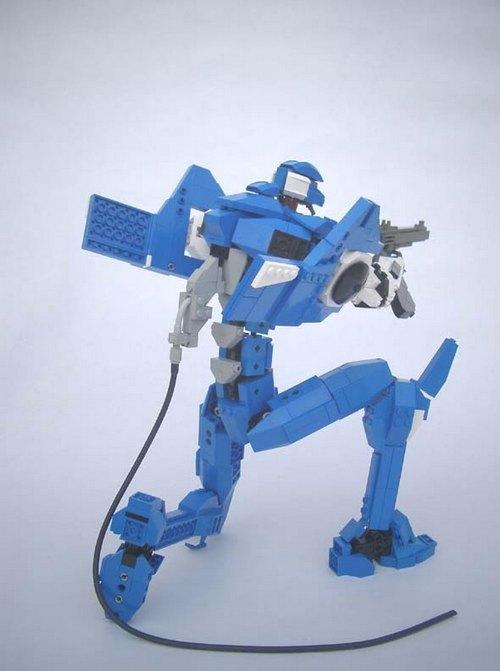 NGE Lego 9
