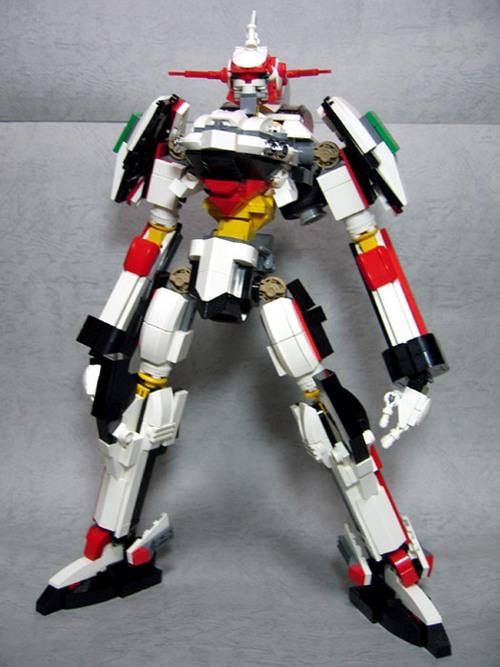 Nirvash Eureka Seven Lego
