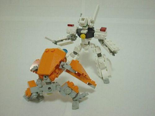 Patlabor Lego