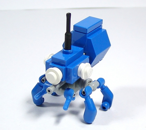 Tachikoma Lego 1