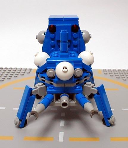 Tachikoma Lego 3