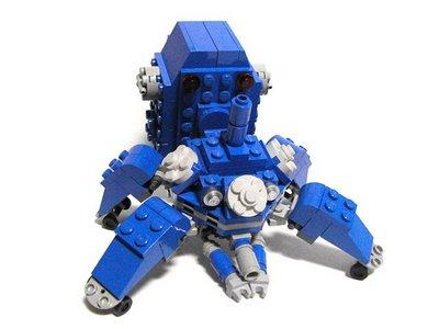 Tachikoma Lego 4