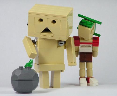 Yotsuba Lego 1