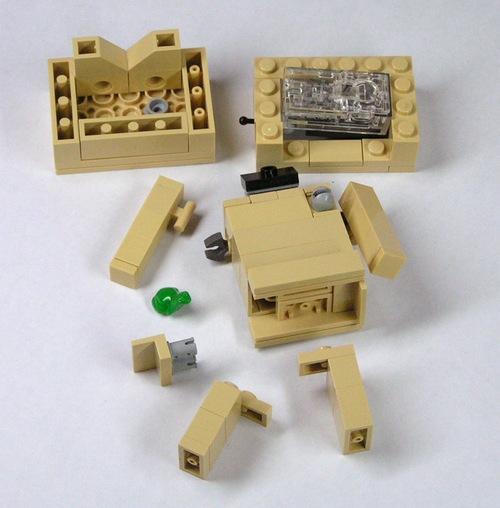 Yotsuba Lego 3
