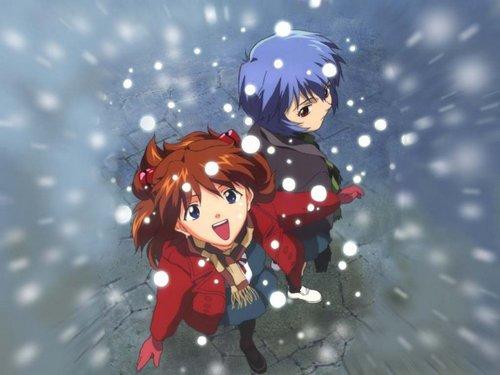 Asuka & Rei 008