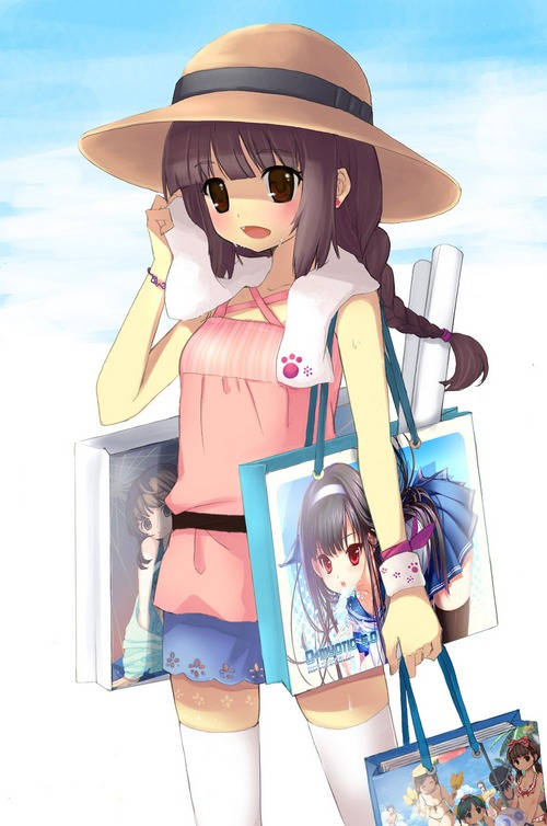 shopping otaku